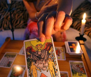 Germany - Human Interest - Tarot